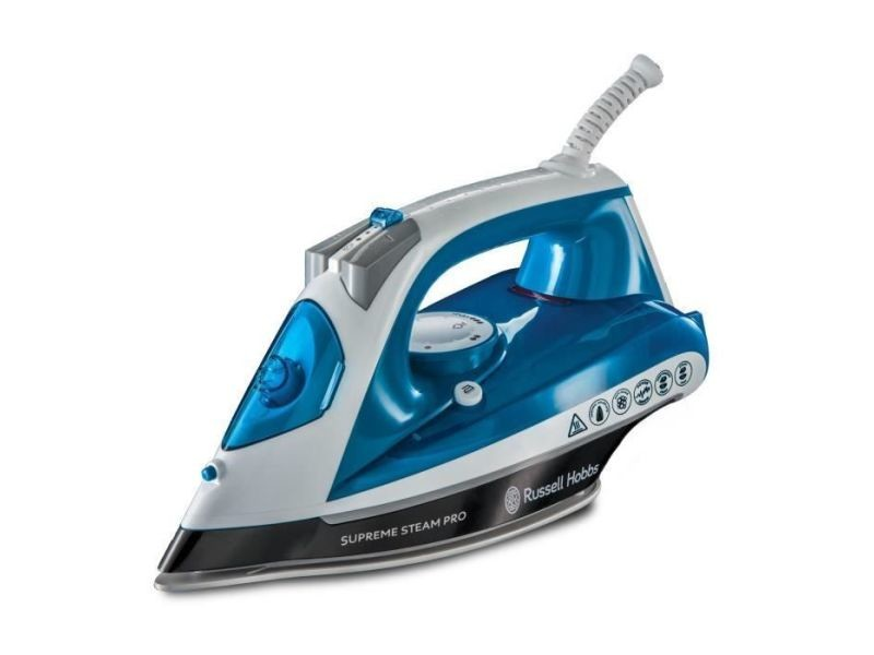 Russell hobbs 23971-56 fer a repasser supremesteam pro 2600w, semelle ceramique, fonction pressing, ultra puissant RUS4008496881178