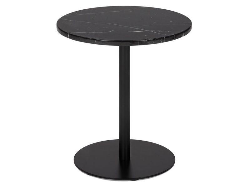 Paris prix - table d'appoint ronde en marbre \