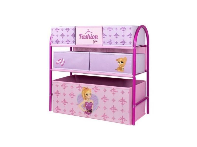 My note deco meuble de rangement enfant etagere a casiers - Vente de ...