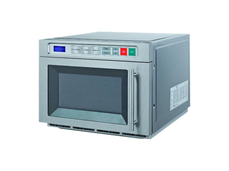 Four micro-ondes électronique 3 niveaux de puissance 1800 w - stalgast - 3000 cl