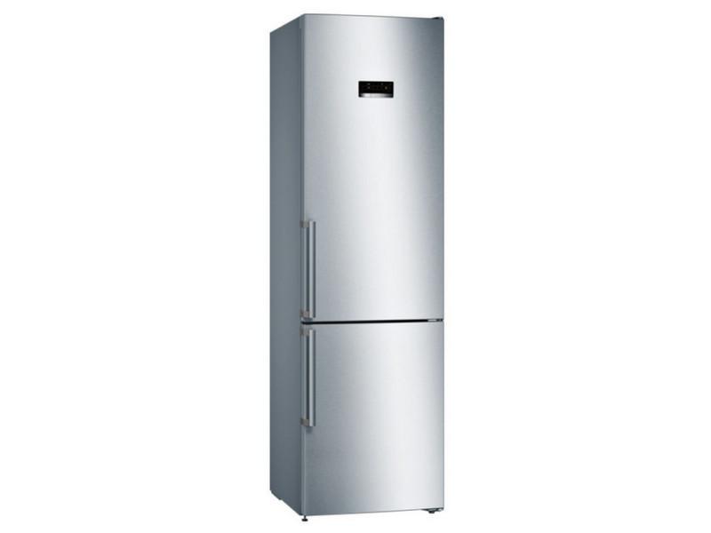 Réfrigérateur combiné 60cm 366l a++ nofrost inox - kgn393ieq kgn393ieq