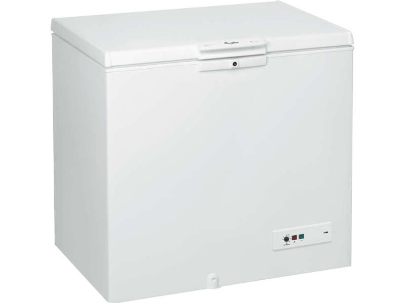 Congelateurs coffre whirlpool whm251122 WHI8003437167690