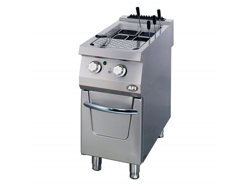 Cuiseur à pâtes gaz 1 à 2 cuves 40 l - série 900 - afi collin lucy - 40.0 l