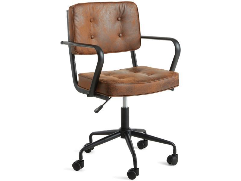 chaise de bureau vintage ergonomique