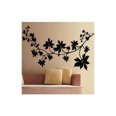 sticker branche d 39 automne vente de dezign conforama. Black Bedroom Furniture Sets. Home Design Ideas
