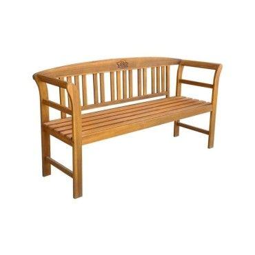 Vidaxl banc de jardin en bois d\'acacia 41807 - Vente de VIDAXL ...