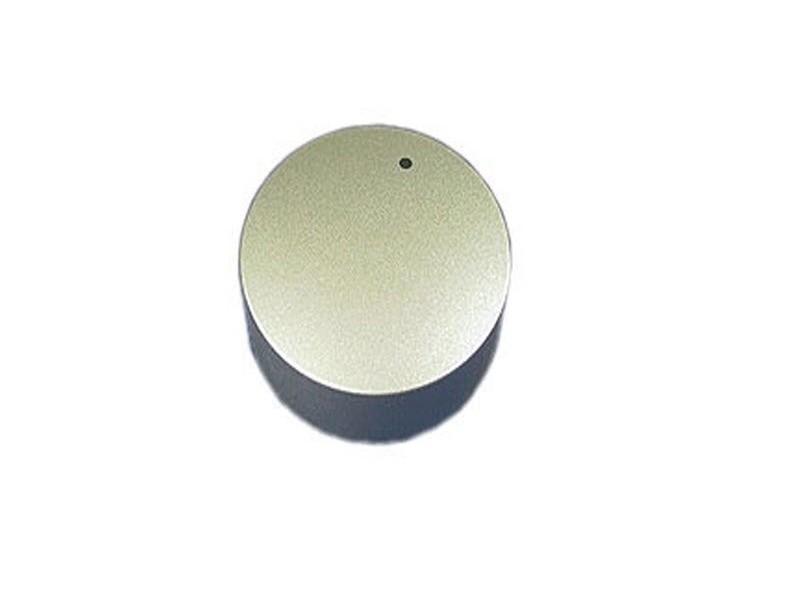 Bouton programmateur inox pour lave vaisselle whirlpool - 481241359193