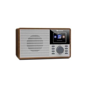 Auna ir 160 radio internet wifi usb aux upnp 2.8