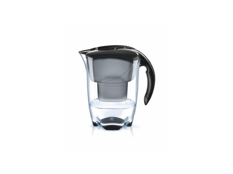 Carafe filtrante 2,4l noire avec cartouche maxtra+ - 1024027 BRI4006387076412