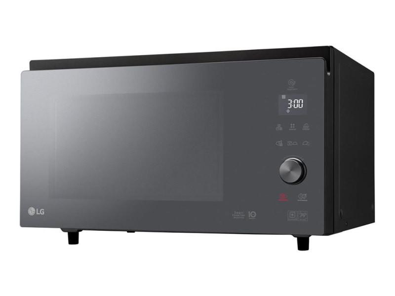 Lg micro-ondes combiné neochef miroir 1100w ex mj3965bcr 5923