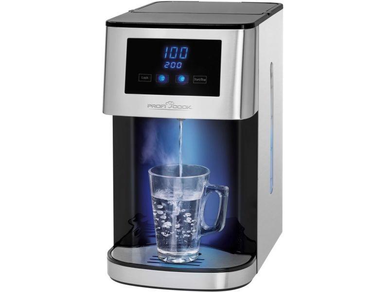 Proficook distributeur d'eau chaude pc-hws 1145 2600 w 420227