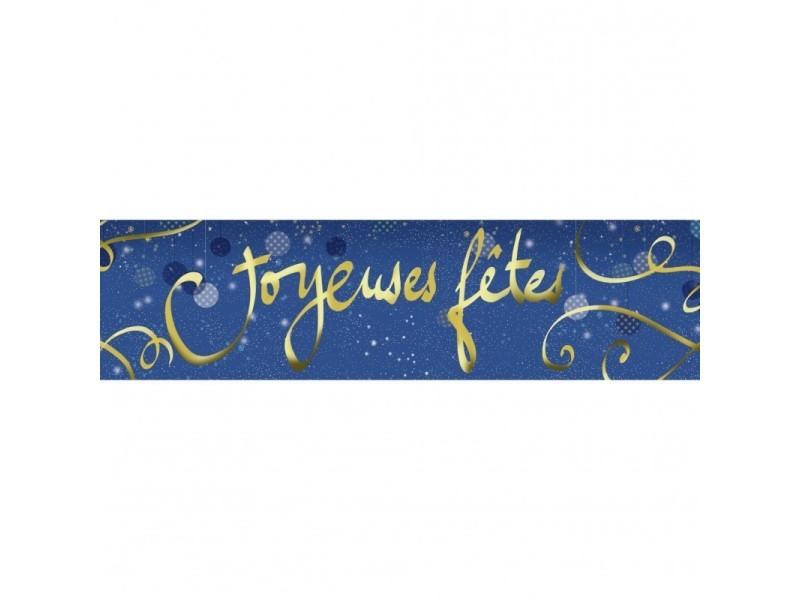 Brise vue 80% occultant bleu nuit 300 x 80 cm - décoration extérieure brise vent de jardin, balcon ou terrasse