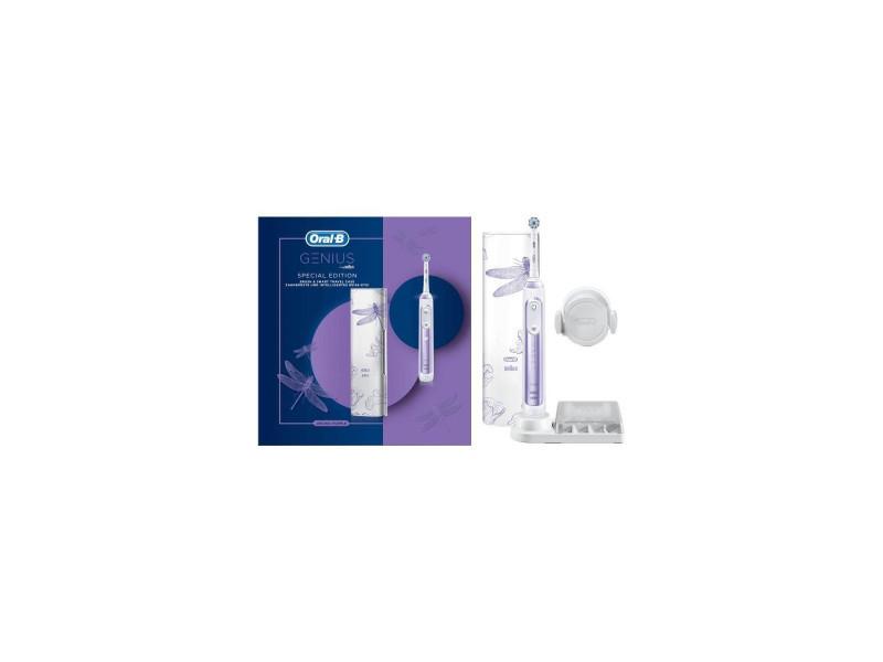 Oral-b genius edition speciale brosse a dents electrique - brossette ronde permet ORA4210201267157