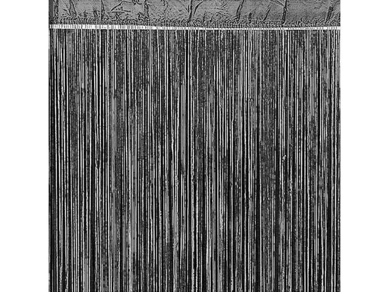 Rideau à fils noir et blanc - Vente de Rideau, voilage, store ...
