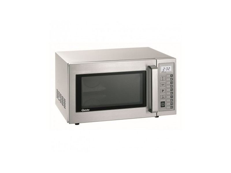 Four micro-ondes digitale - 25l 1000 w - bartscher - 2500 cl 465