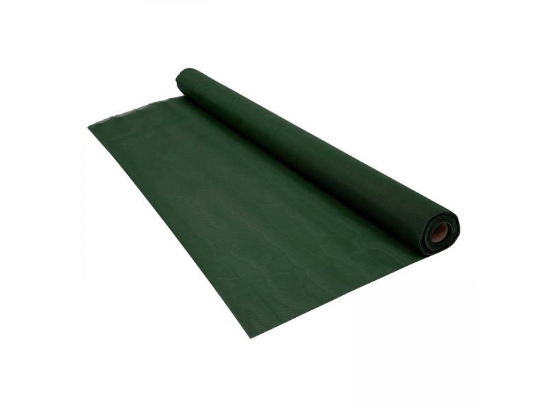 Brise vue renforcé vert 350 g/m² - 1 x 5 mètres