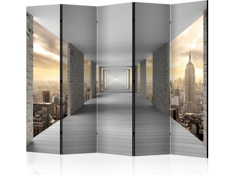 Paravent 5 Volets Skyward Corridor Ii A1 Paravent60 Vente