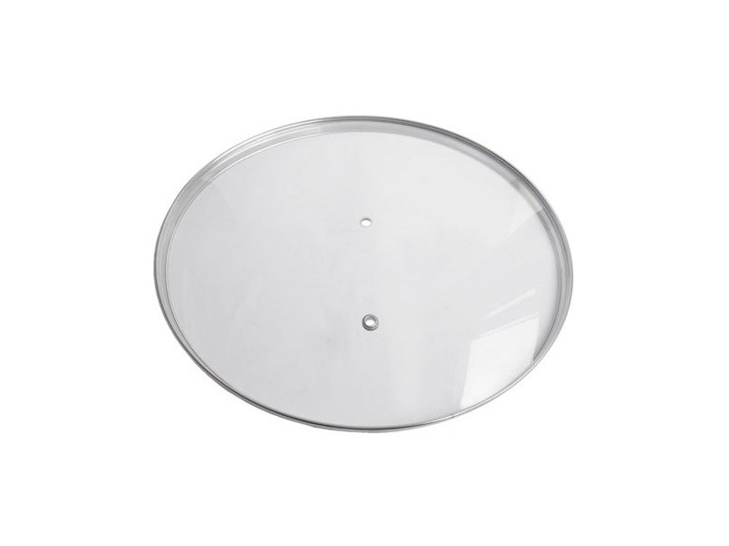 Couvercle verre wok compact ø 350 mm reference : ts-01004750