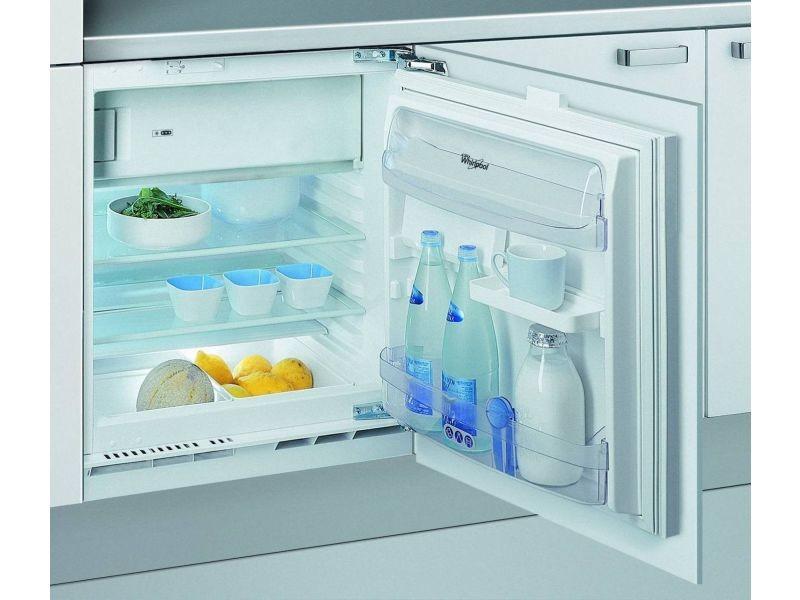 Réfrigérateur 1 porte 126l whirlpool 59cm a+, arg 913 a+