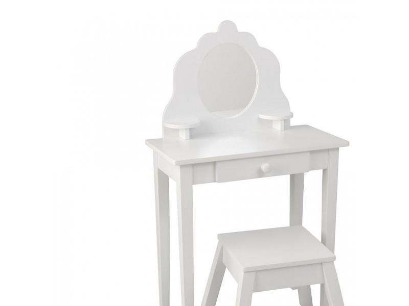 coiffeuse et tabouret de taille moyenne 13009 vente de. Black Bedroom Furniture Sets. Home Design Ideas