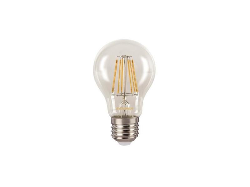 Sylvania ampoule led a filament toledo retro e27 7w équivalence 60w