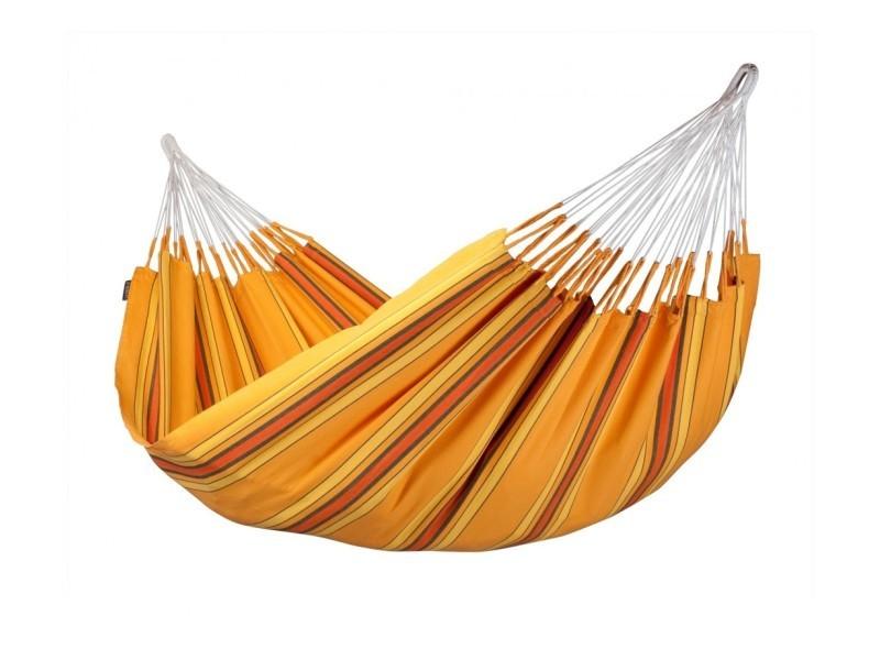 Hamac duo currambera orange 350x160 cm - cuh16-5 LAS_CUH165