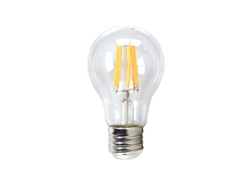 Ampoules splendide ampoule led sphérique silver electronics 1980627 e27 6w 3000k a++ (lumière chaude)