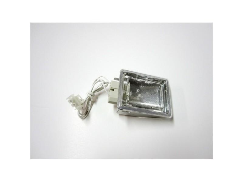Lampe halogene complete avec coffret lampe pour four scholtes