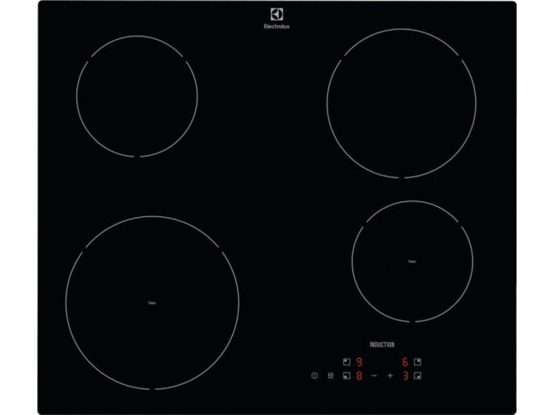 Table de cuisson electrolux eir60420ck (4 foyers, induction, 60cm) EIR30420CK