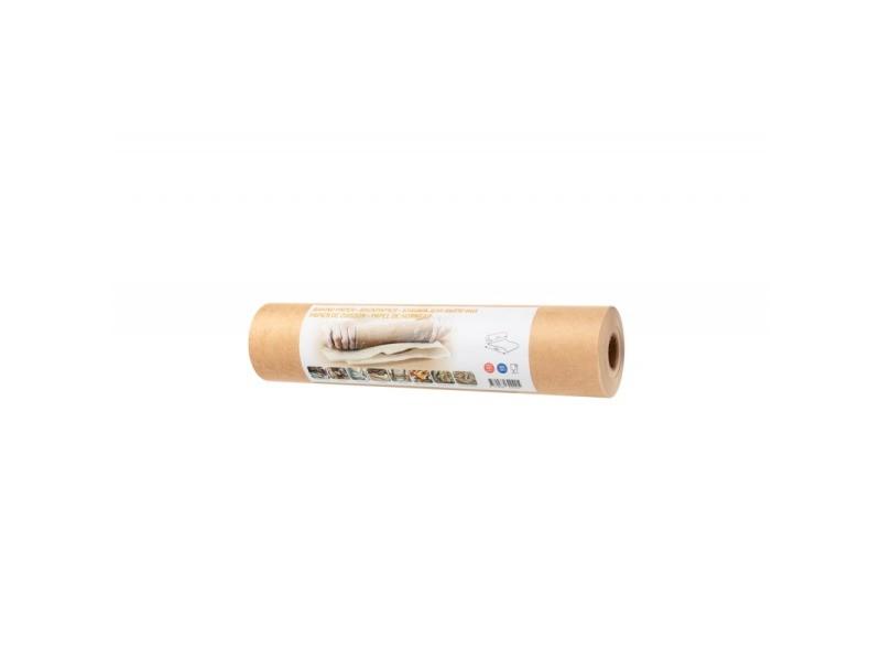 Papier cuisson beige l 380 mm - rouleau de 100 m - stalgast