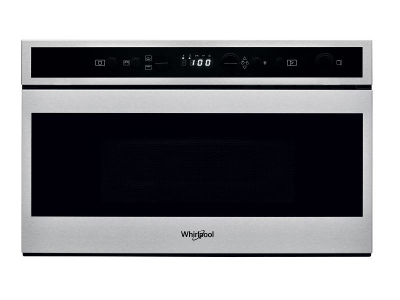 Micro-ondes gril encastrable 22l 750w inox - w6mn840 w6mn840