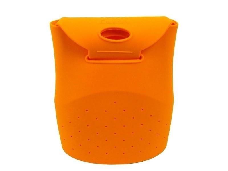 Accessoire cuisson contemporain sac de cuisson silicone orange
