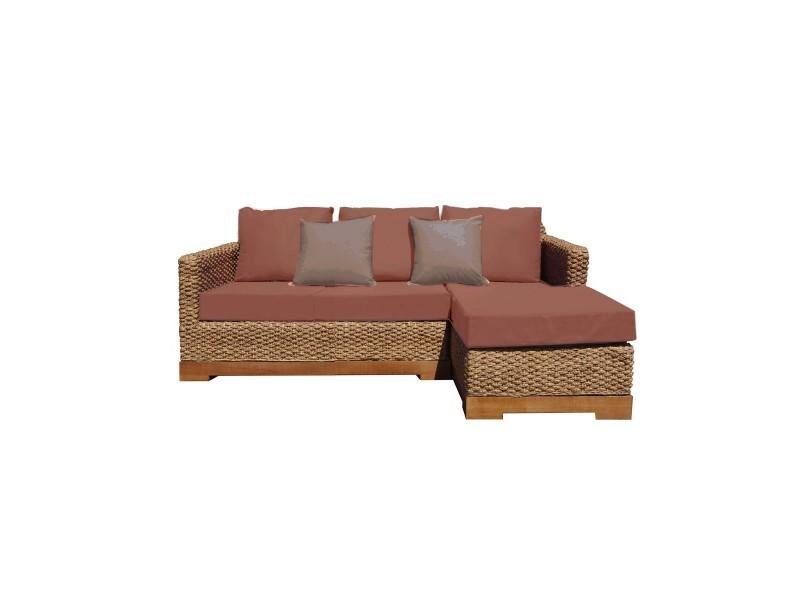 petit canap d 39 angle cologique retour droit authentic vente de onature conforama. Black Bedroom Furniture Sets. Home Design Ideas