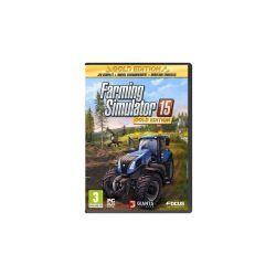 Farming simulator 15 edition gold pc