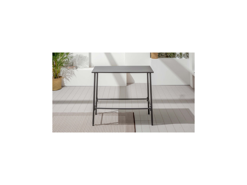 Table haute de jardin et 6 tabourets, palavas - Vente de ...