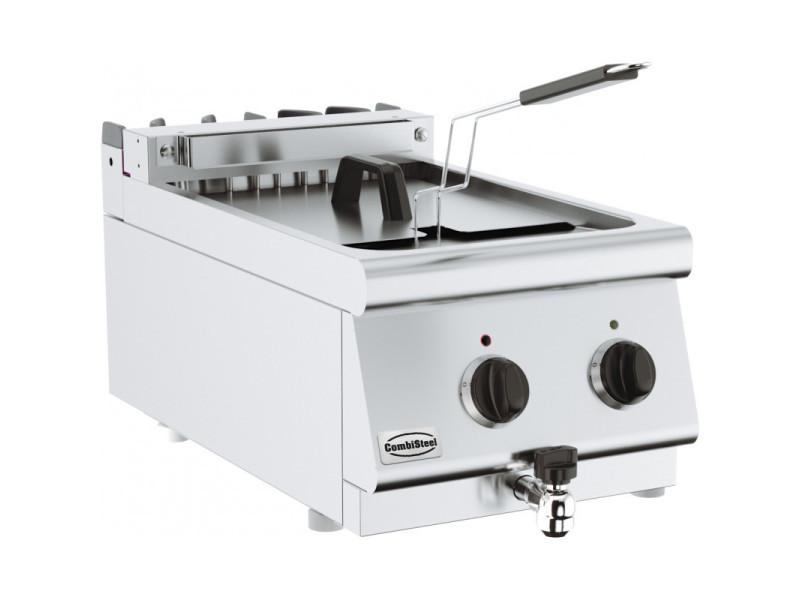 Friteuse professionnelle de 10 ou 20 litres - combisteel - 400x700