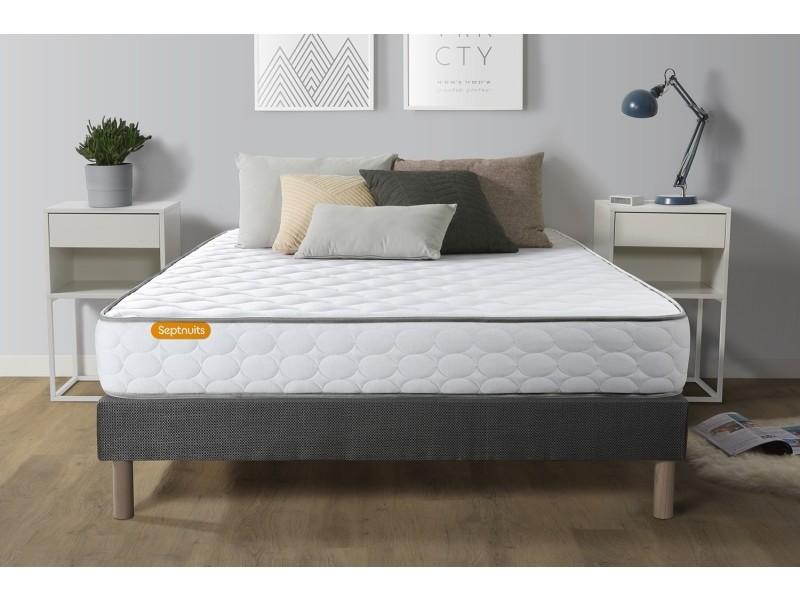 sommier conforama 140x200 best latest conforama literie matelas sommier with matelas x. Black Bedroom Furniture Sets. Home Design Ideas
