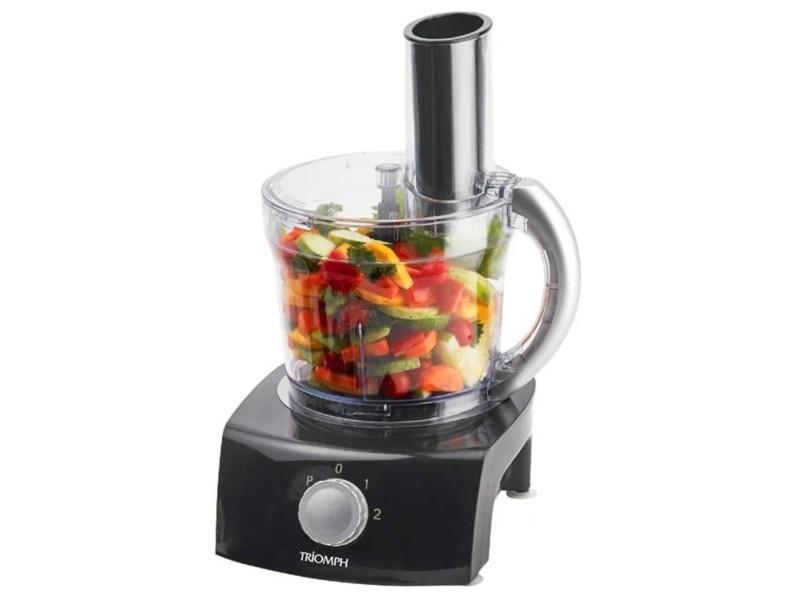Robot de cuisine multi fonctions triomph etf1825 1l - 350w - noir