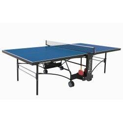 Tennis de table garlando e plateau bleu e master c-373i