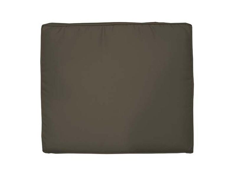 coussin de chaise d 39 ext rieur gris vente de l 39 harmonie du d cor conforama. Black Bedroom Furniture Sets. Home Design Ideas