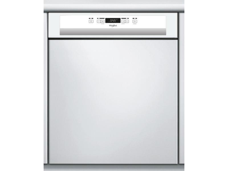whirlpool wbc3c26 semi int gr 14place settings a lave vaisselle vente de lave vaisselle. Black Bedroom Furniture Sets. Home Design Ideas