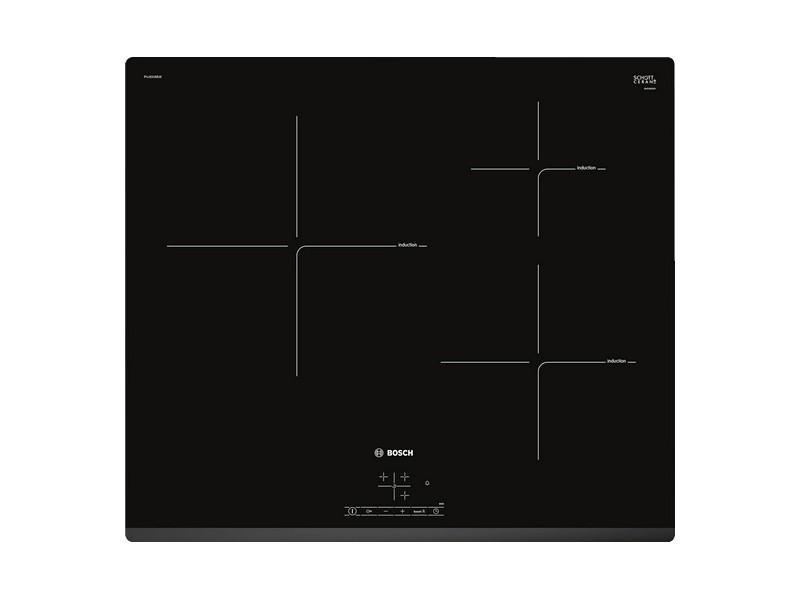Plaque à induction à 3 zones de cuisson (60 cm)