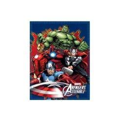 Avengers plaid ou couverture polaire the avengers hulk thor iron man captain america
