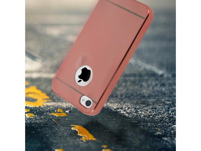 coque iphone 4 rose gold