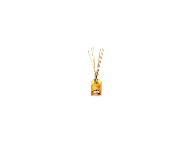 Brins de parfum bambou 100ml mandarine 507632