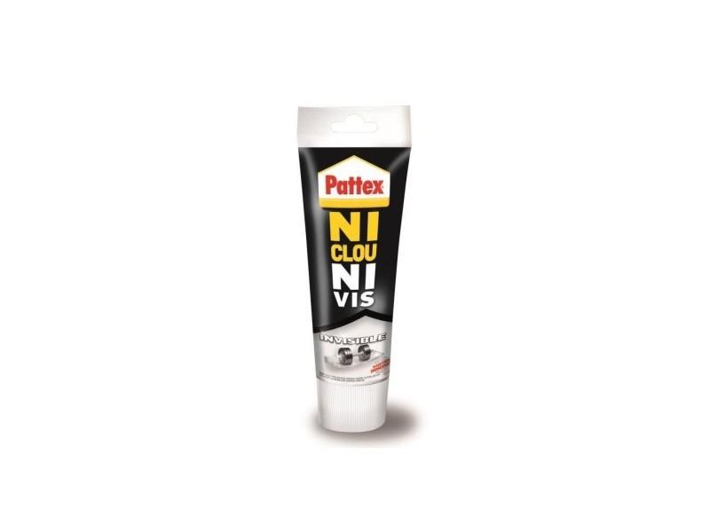 Pattex - mastic ni clou ni vis invisible tube 200 ml BD-305539