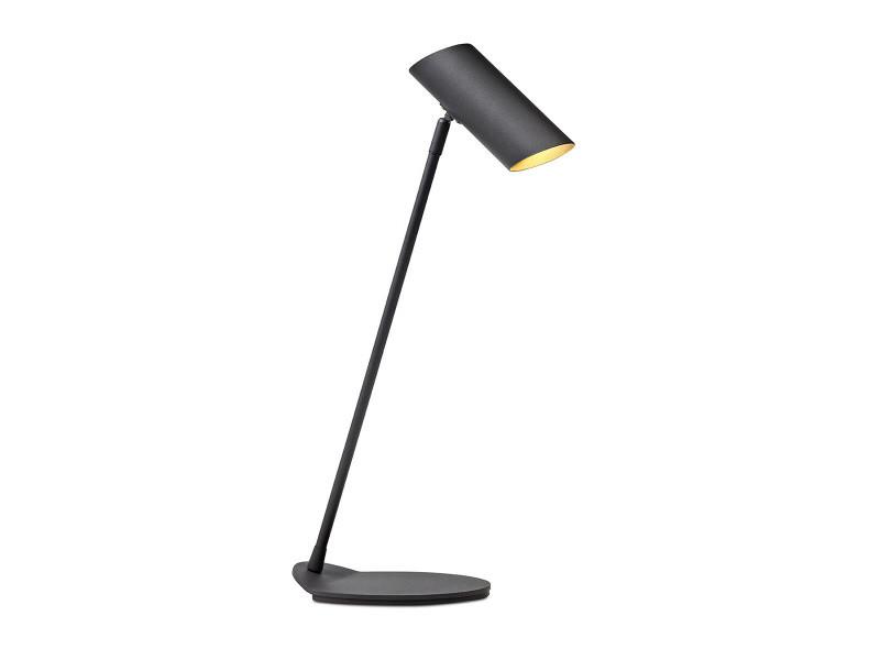 Lampe De Bureau Design Hester Noire En Metal Vente De Keria