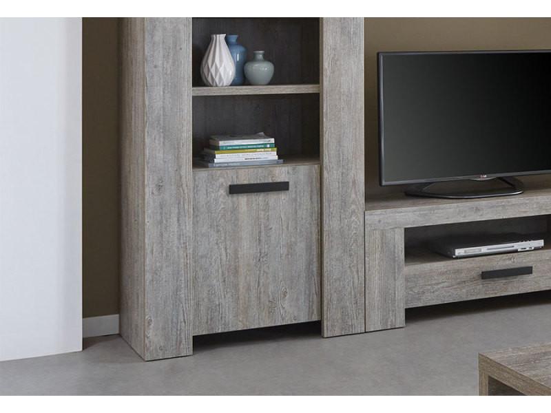 meuble tv couleur chene ensemble meuble tv couleur ch ne vieilli suzon vente de