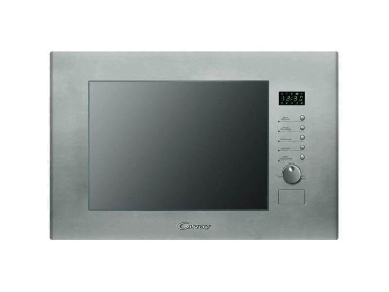 Candy mic 20 gdfx - micro ondes grill encastrable inox- 20l-800 w-grill 1000 w CAN8016361823464