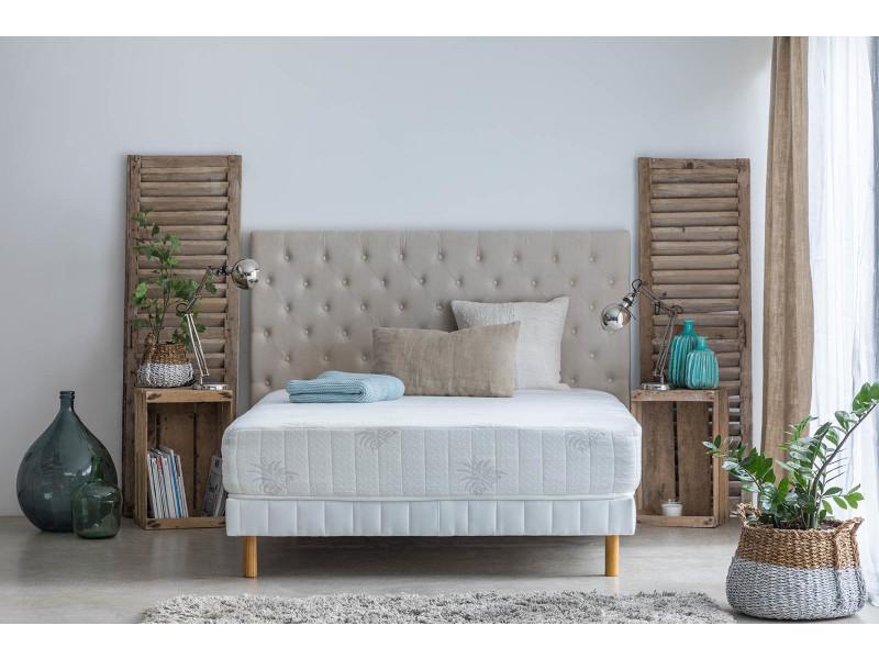 matelas 140x200 conforama interesting conforama lit sommier cadre a lattes x cm ebac vente de. Black Bedroom Furniture Sets. Home Design Ideas